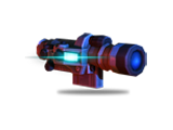 Reveal enemies through walls and smoke with a 4x optical scope and enhance stability and accuracy while zoomed.