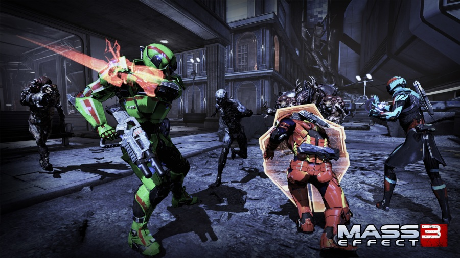 New mass effect 3 patch available for download today on pc.