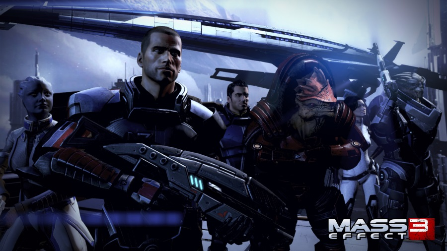 Mass Effect Citadel Wallpaper Mass Effect 3 Citadel Comes