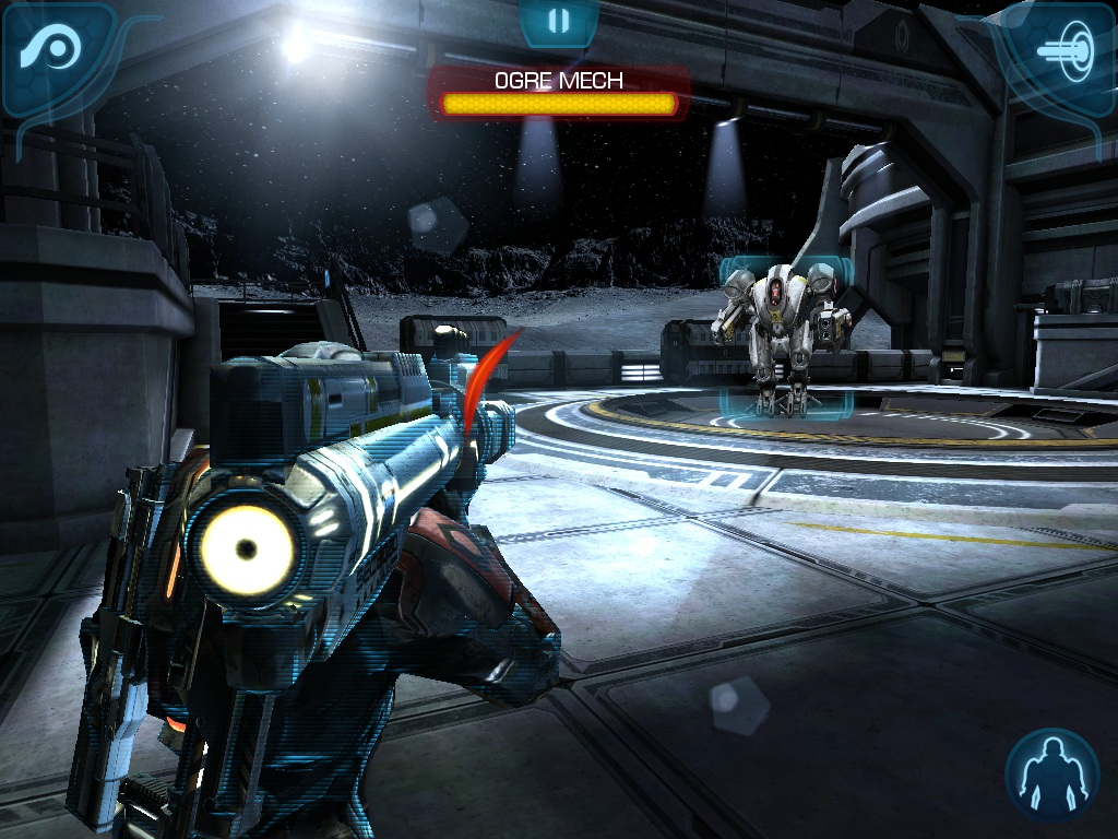 Mass Effect: Infiltrator v 1 39 - Android скачать - Игры и