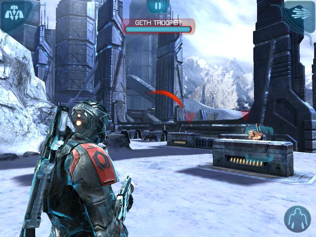 BioWare | Mass Effect | Infiltrator