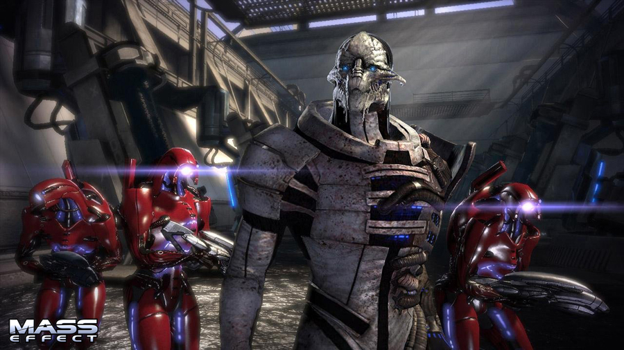 Free Download Mass Effect 1 Full Version - Ronan Elektron